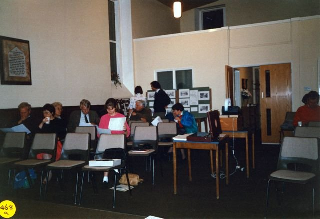 September 1990: Parish Package Lectures.