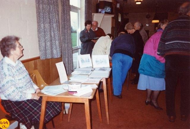 1995 Bartons on Display Exhibition. Pauline Adams.