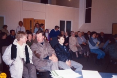 March 1990: Videos evening.