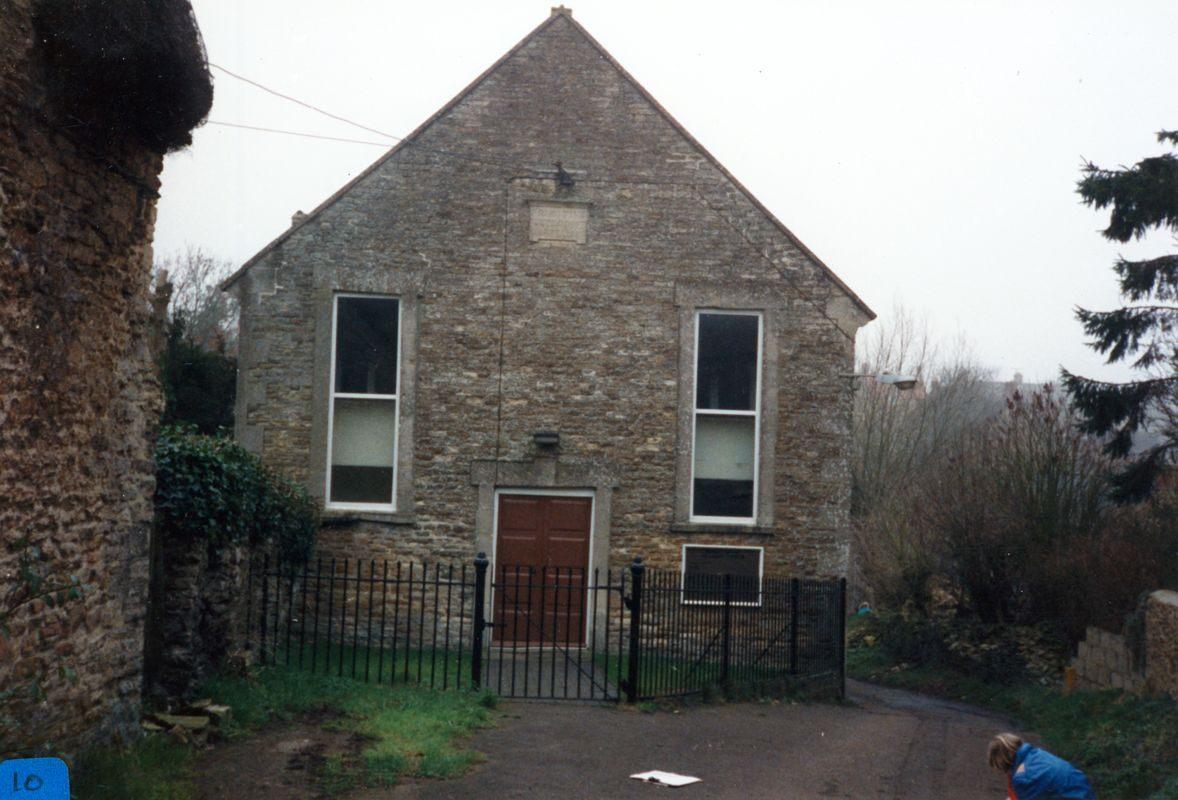 Untitled. Primitive Methodist Chapel.