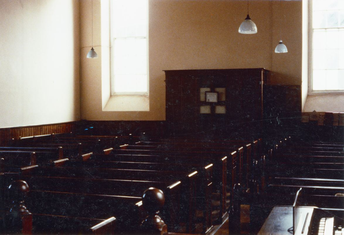 1984 Interior before modernisation.