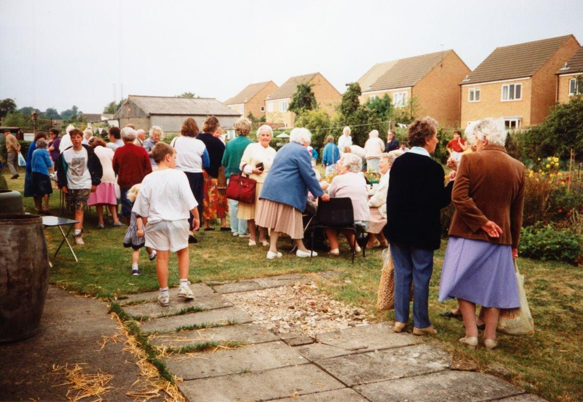 1991 Chapel Fete, 67 North Street.