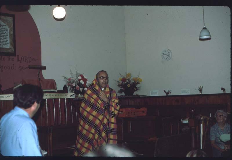 Chapel Restoration.