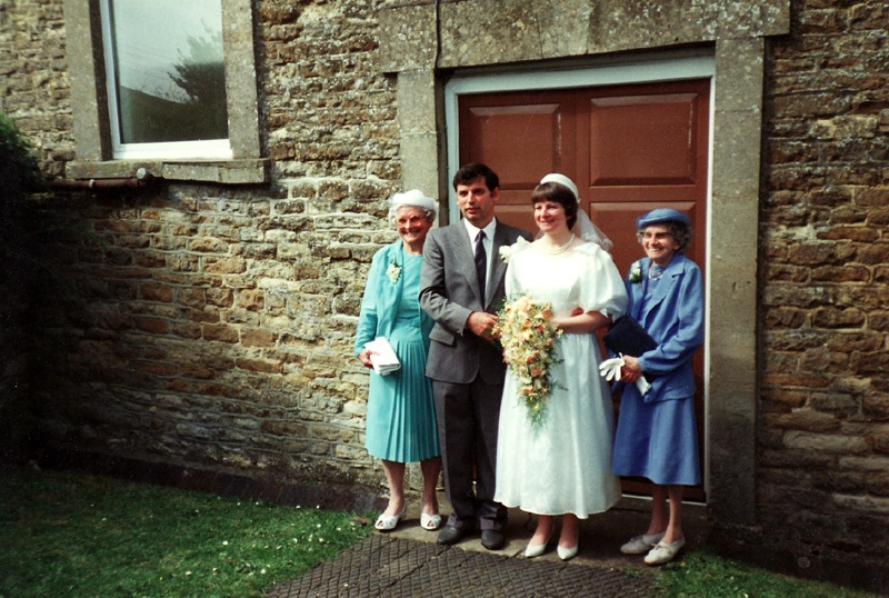 Wedding of Deanna Stweart