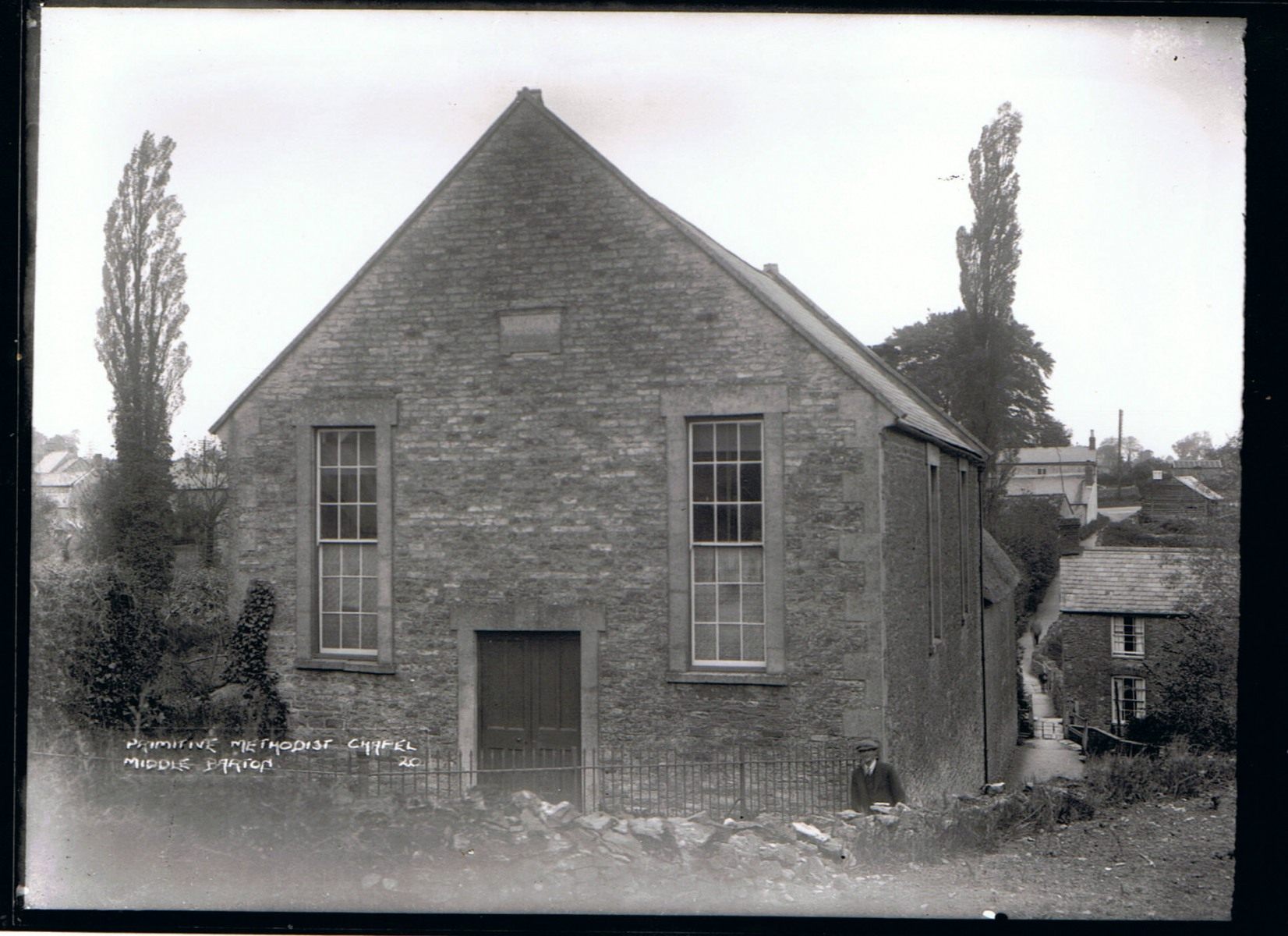 1930s. Primitive Methodist Chapel.  Packer collection number 10433.