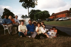 1997 Sunday school outing to West Midlands safari park.
