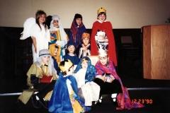 1990 Nativity.