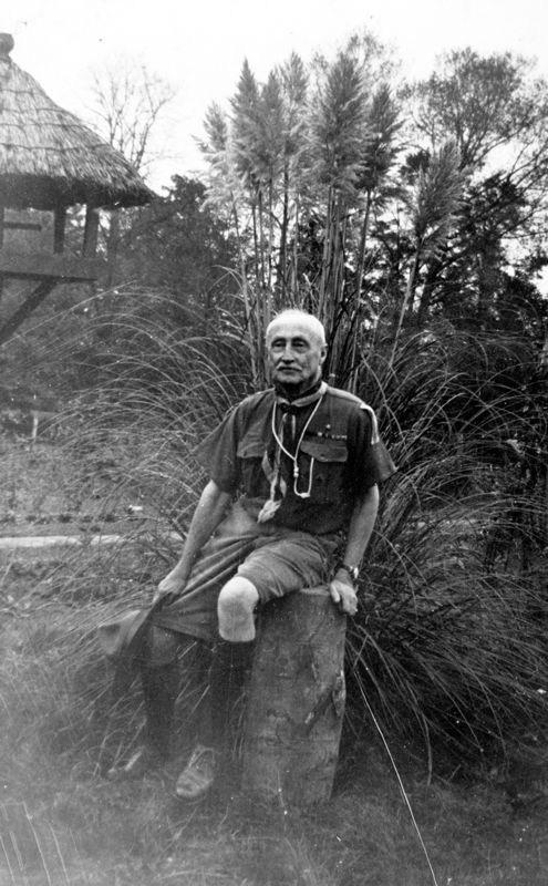 Colonel S J Jervis.