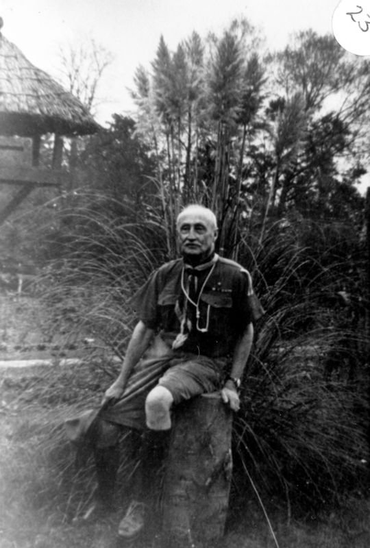 1930s Colonel S. J. Jervis.