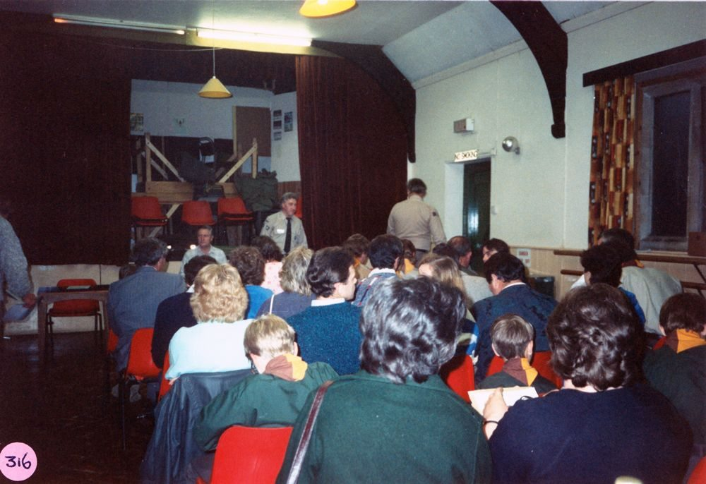 June 1988 Cub/Scout AGM.