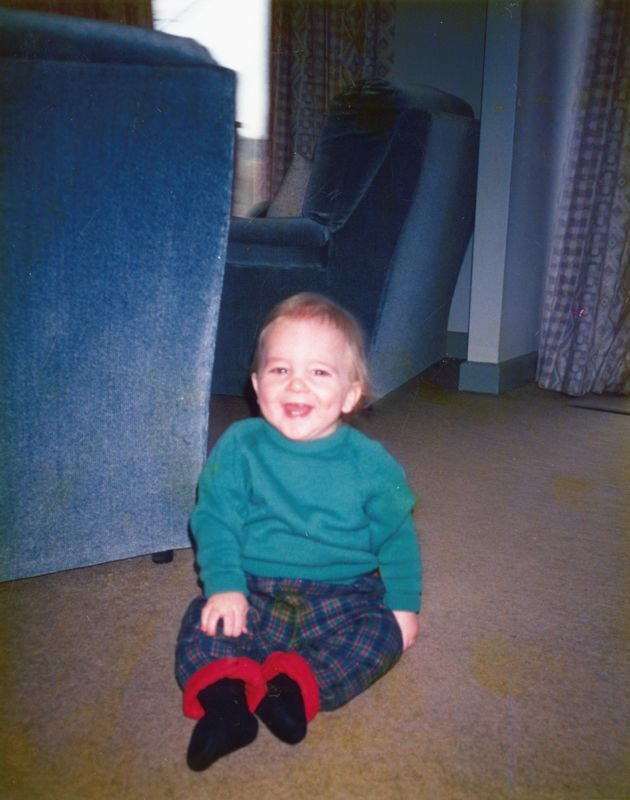 January 1989 Charley, the son of Charles and Karen Eaglestone.