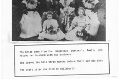 1890 Charles John Eaglestone married Elizabeth Miriam Woodward. The Eaglestone family tree.