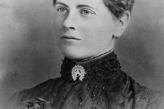 Elizabeth Miriam Eaglestone (nee Woodward).