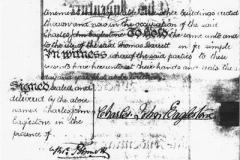May 1 1903 Property (cottages and butcher's shop) transfer indenture (2).