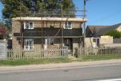 May 2010 House rebuild,14  Enstone Road.