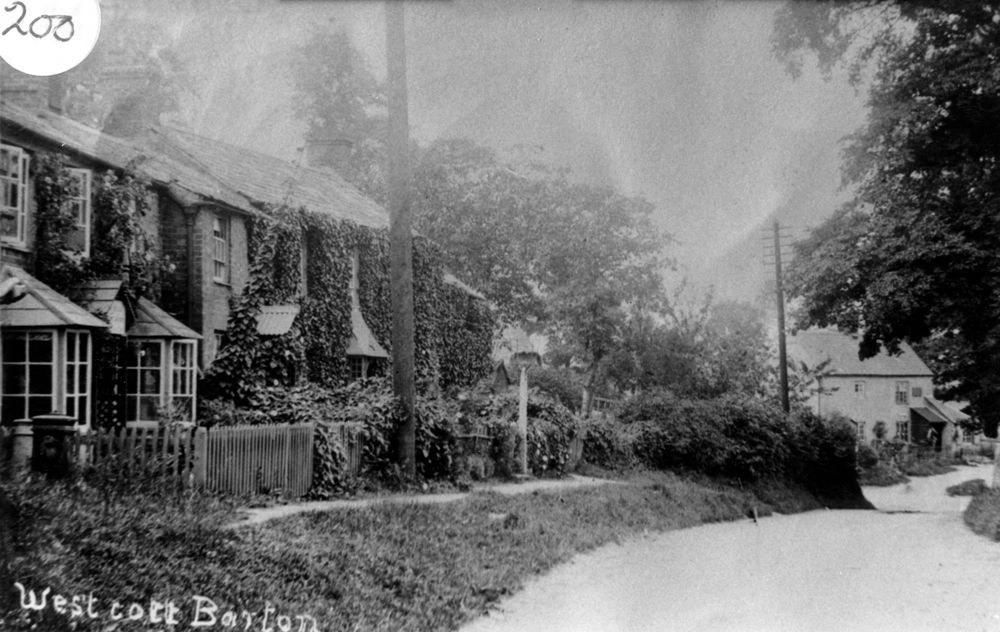 1920s 1930s Westcott Barton.