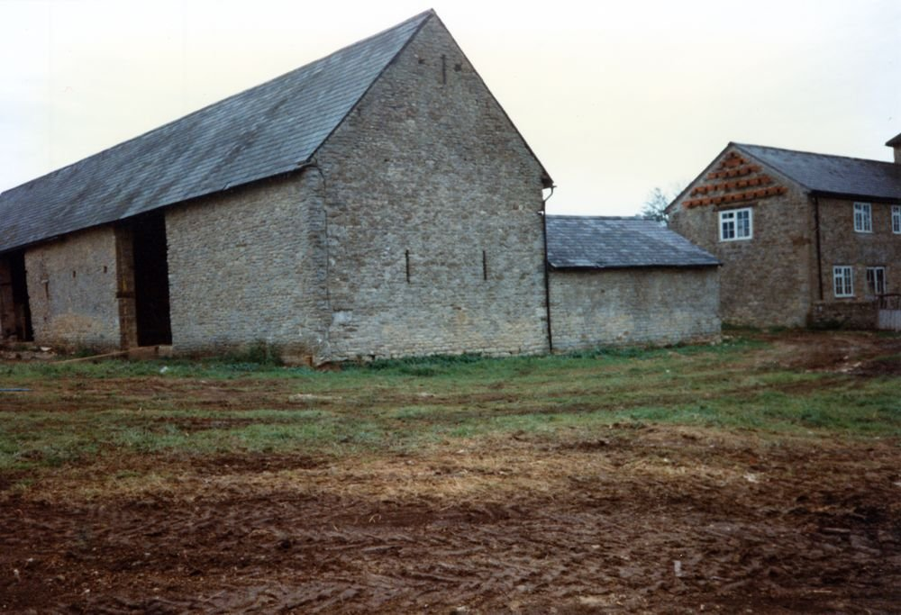 September 1996 Elm Grove Farm Barn conversion.