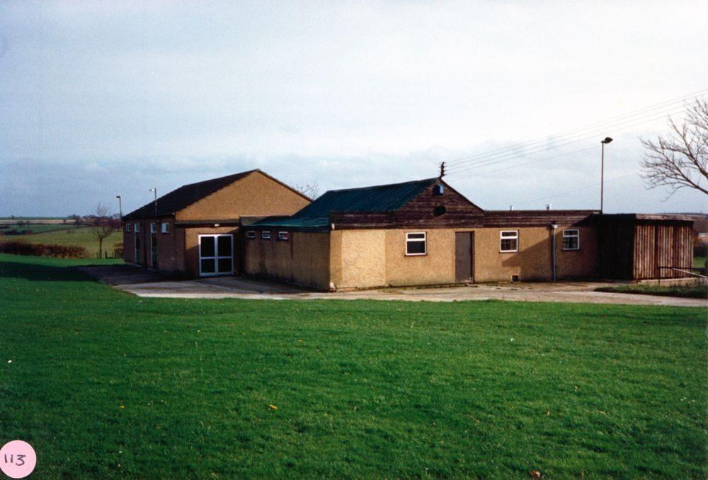 November 1986 Sports and Social Club.