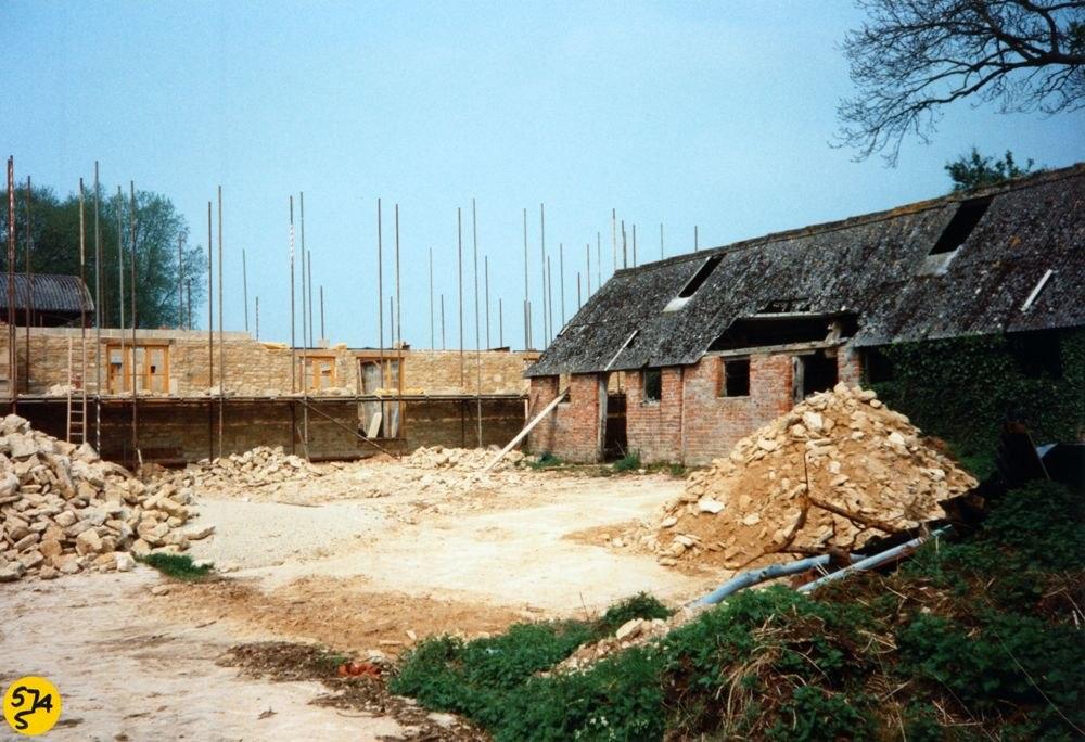 1993 Hollier's Barn.