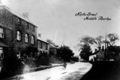 1920s. Enstone Road.