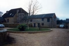 1998 Elm Grove Farm Barn from the footpath.