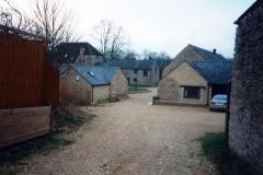 1998 Elm Grove Farm Barn from the road.