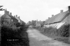 1920s 1930s Worton Road looking north. West side from 17, east side from 6.