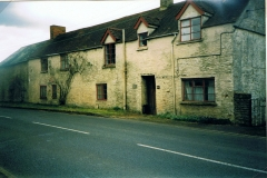 c. 2000. 11 Enstone Road, home of Richard and Audrey Martin, Anne and David.