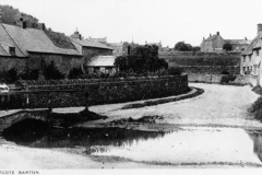 c.1920 Photograph taken for Kirby and Co - The ford on Fox Lane.