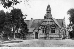 c.1920 Photograph taken for Kirby and Co - The School.