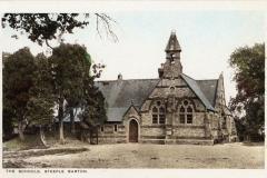 Original Kirby postcards - The School.