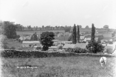 c. 1920 View for the south looking north-west. Packer collection negative number 10373.