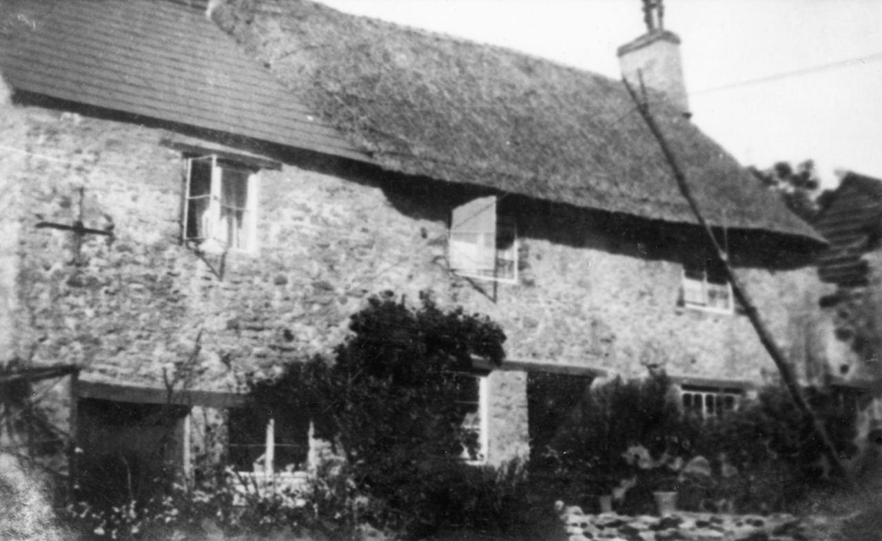 c. 1920 4 Jacob's Yard.