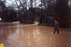 December 1992 Mill Lane ford flood.