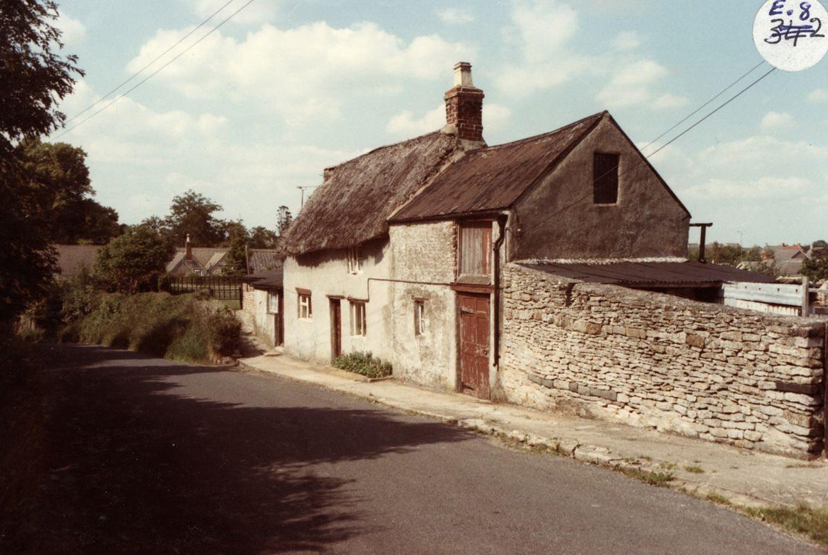 1983 Kiddington Road.