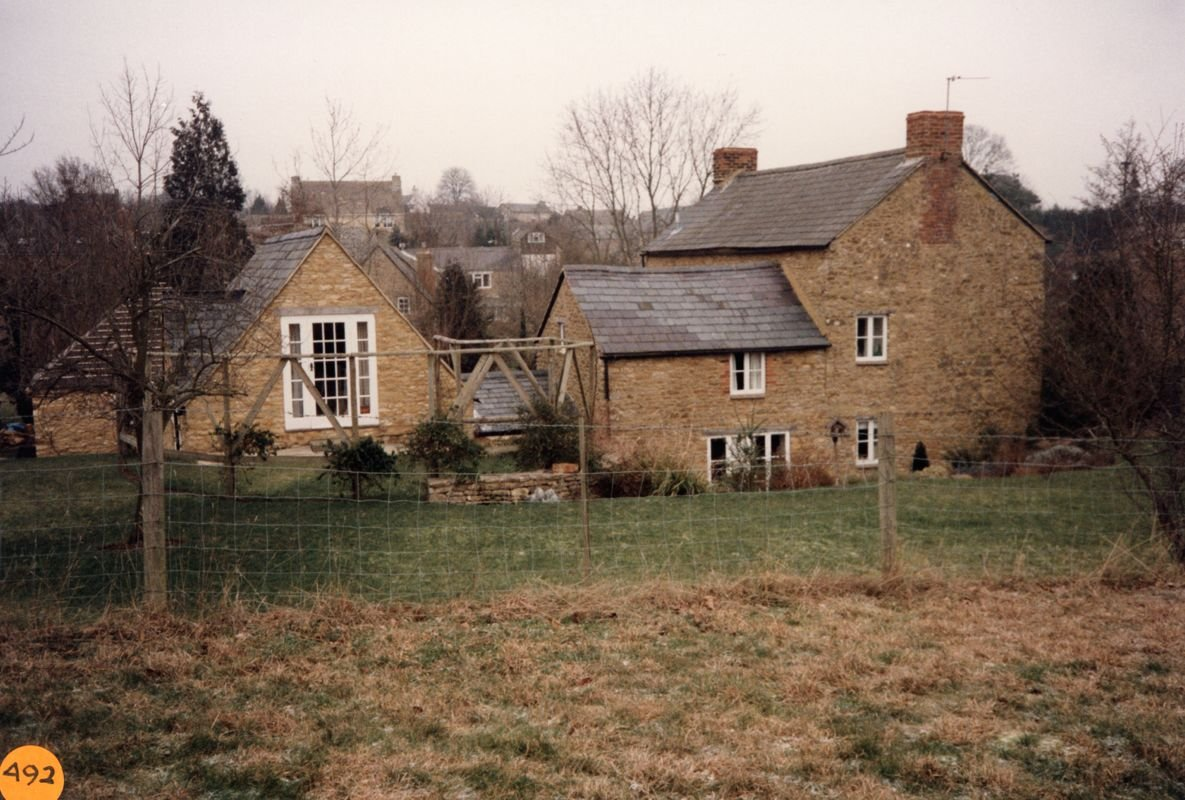 1991 South side of Brook House.
