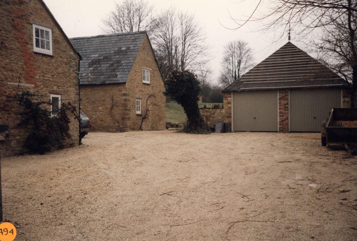 February 1991 Brook House, 12 Fox Lane.