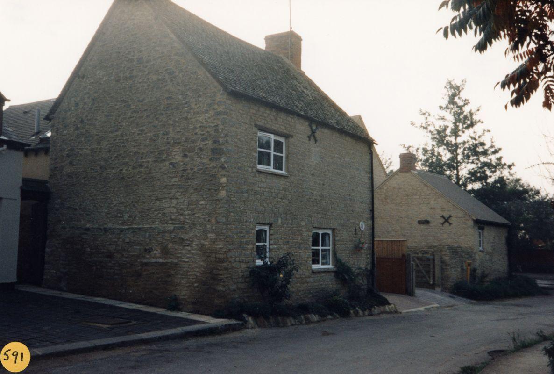 October 1994 17 Fox Lane.