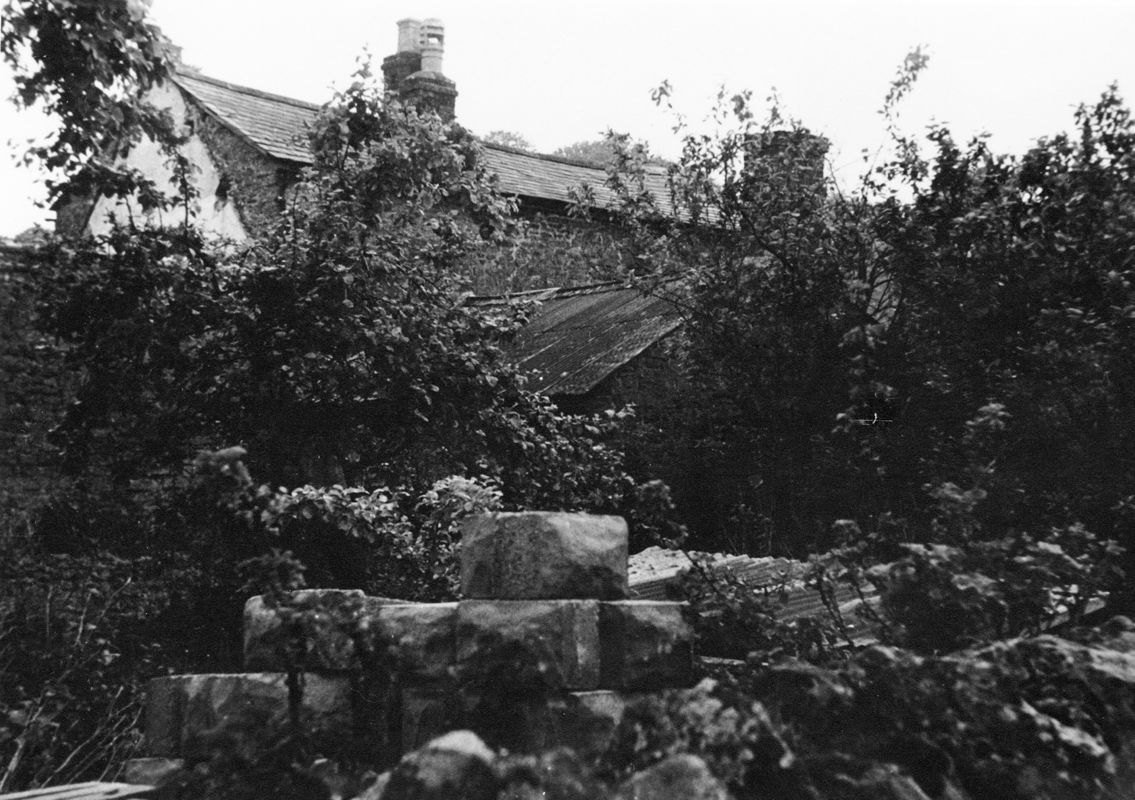 John's house (used in survey by pupils of Middle Barton School).