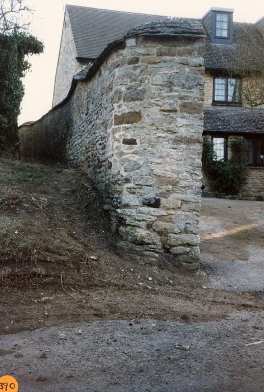 1988 Footpath by Fox Cottage.