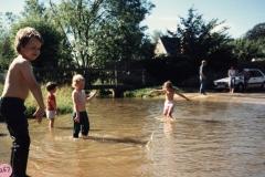 1987 Ford Fox Lane.