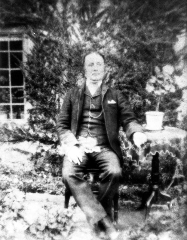 c. 1890 Jeremiah George Kirby (1837 - 1896). Married Ann Susannah Finch (1838 - 1908).