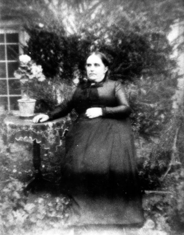 c. 1890 Ann Susannah Kirby nee Finch (1838 - 1908). Married Jeremiah George Kirby (1837 - 1896).