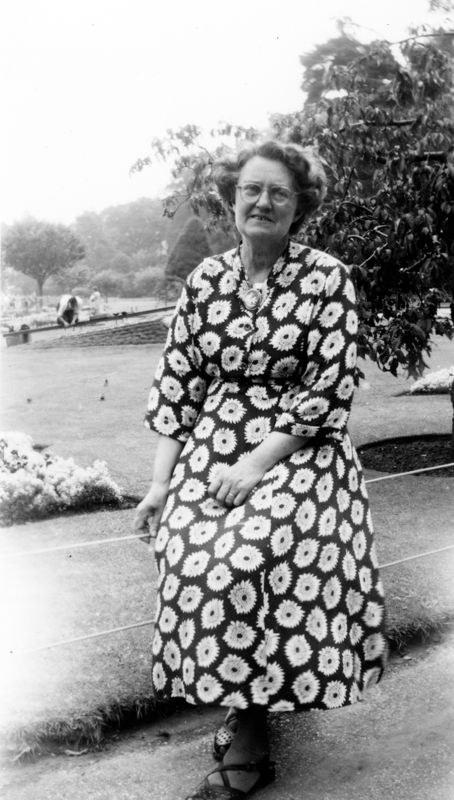 Winifred Ann Humphries nee Kirby.