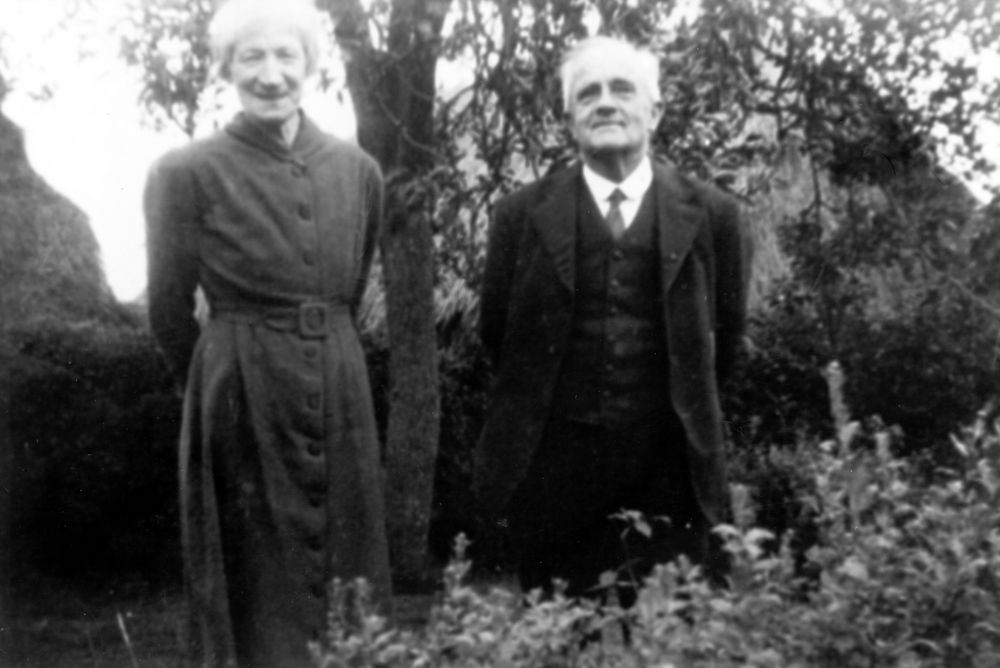 c. 1930 George Henry and Ruth Kirby.