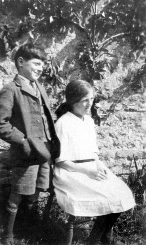 George and Ruth Kirby, children of George Henry and Ruth Kirby.