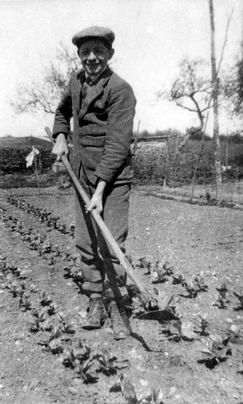 1927 George John Kirby.