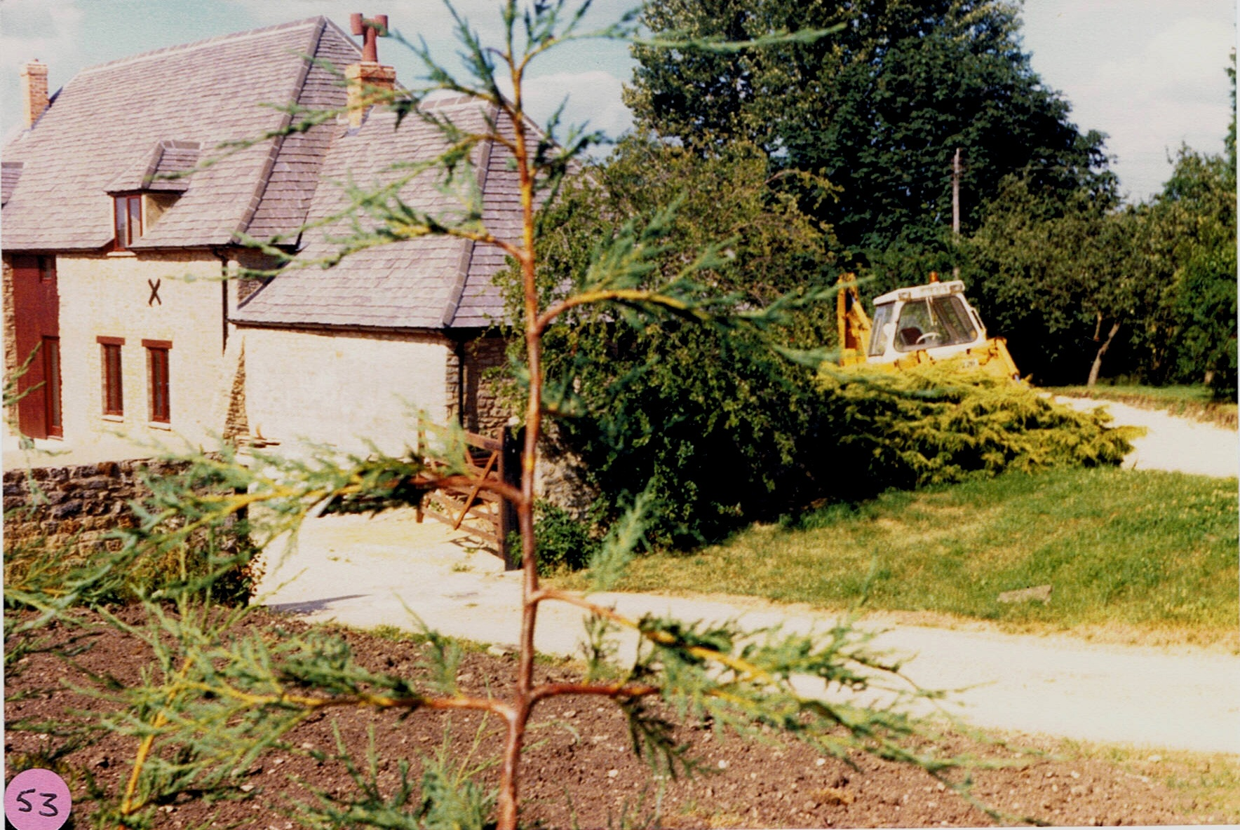 1985/86 Village Farm Barn conversion.