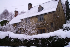 January 2010: Tudor Cottage, Fox Lane.