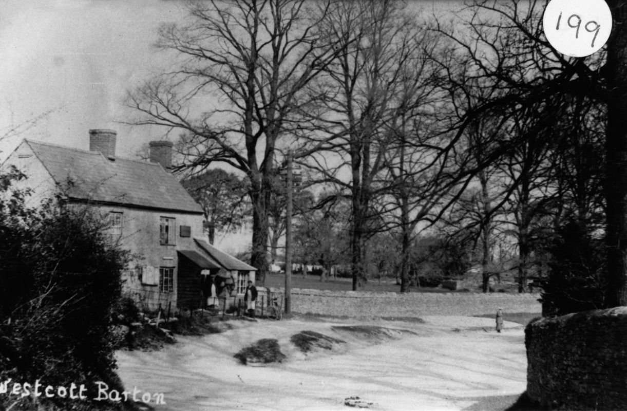 1905 North Street / Worton Road crossroads.